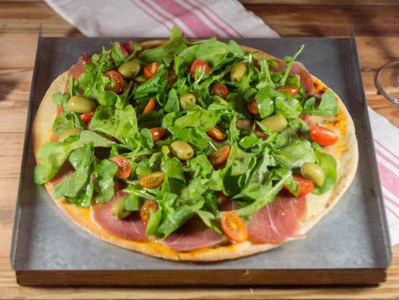 23 - Pizza pequeño Juan Cruz