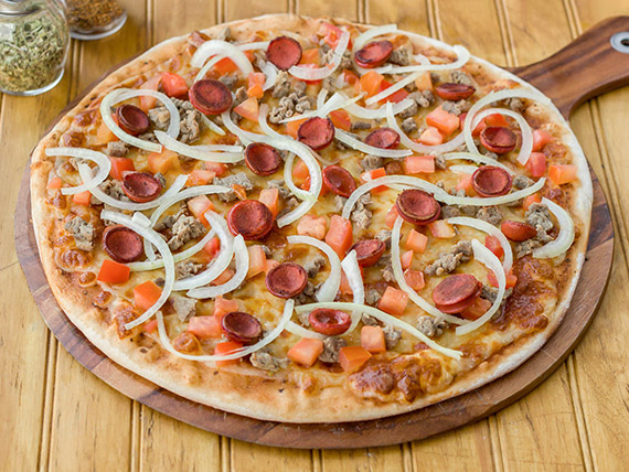 "Pizza ""Chilena"""