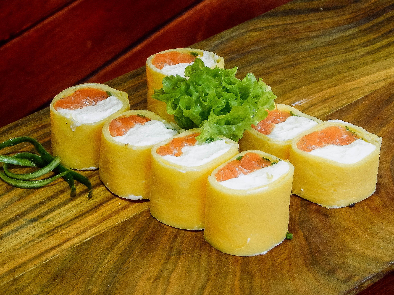Kimochi especial roll (8 piezas)