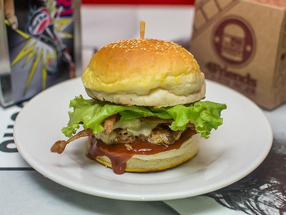 Hambúrguer N7 - Megatron