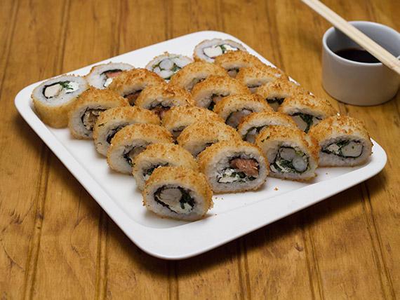 Promo 5 - Sushi rolls (40 piezas)