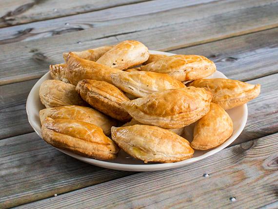 Empanadas de copetín (12 unidades)