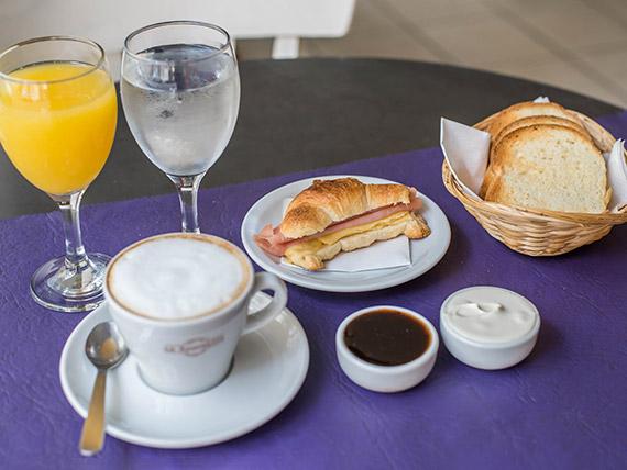Desayuno / Merienda Campestre Completo