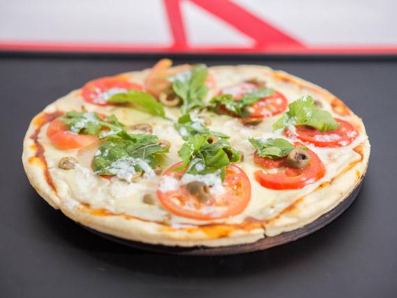 Pizzeta con un gusto a elección
