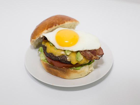 Full station burger