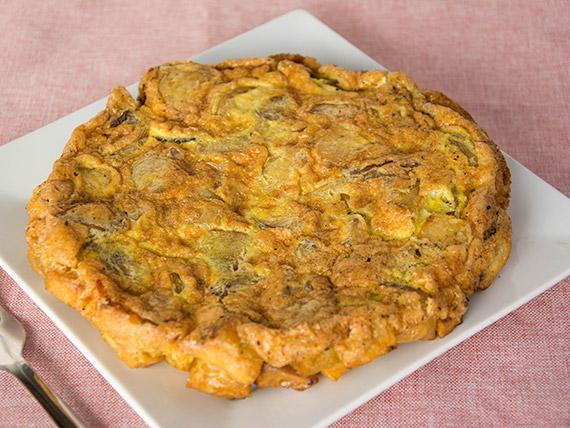 363 - Tortilla de papas