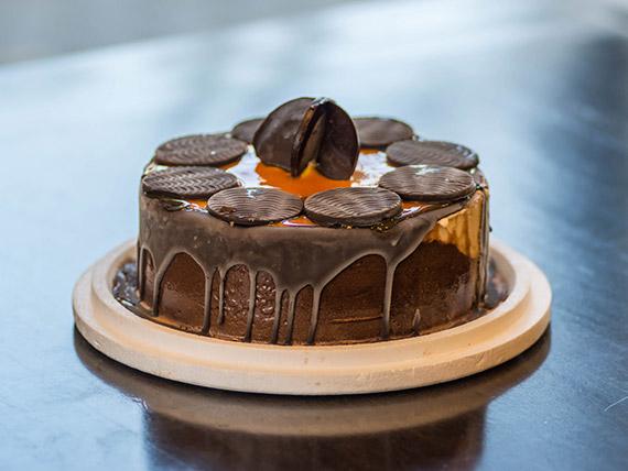 Torta helada de maracuyá (12 porciones)