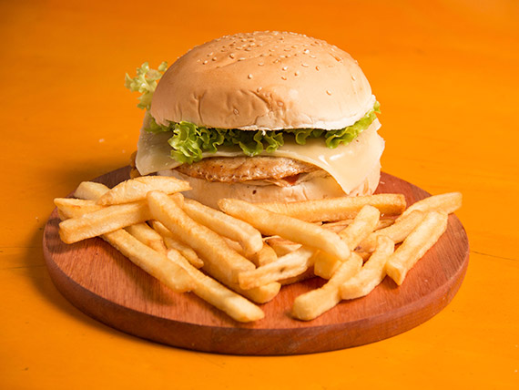Hambúrguer americano 01