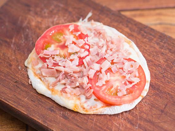 Pizzetín nápoles