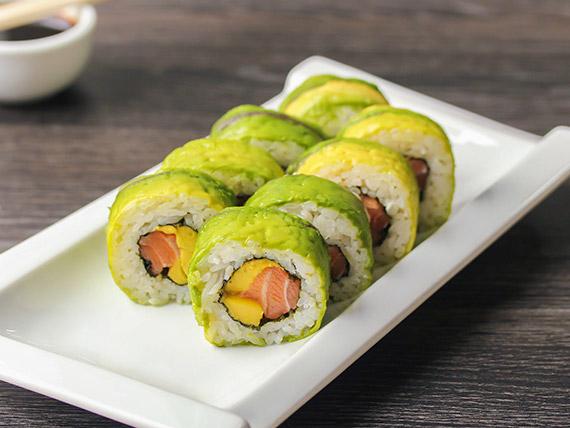 31 - Avocado rolls (8 bocados)