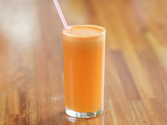 Licuado 5 -  Naranja, zanahoria y mango