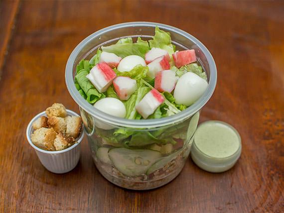 Salada tabule (176 kcal)