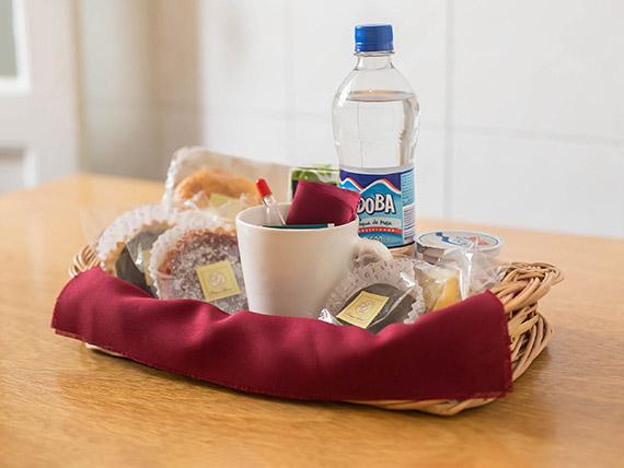 Desayuno clásico Lointier