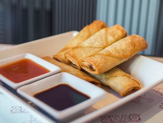 Empanaditas chinas (6 unidades)