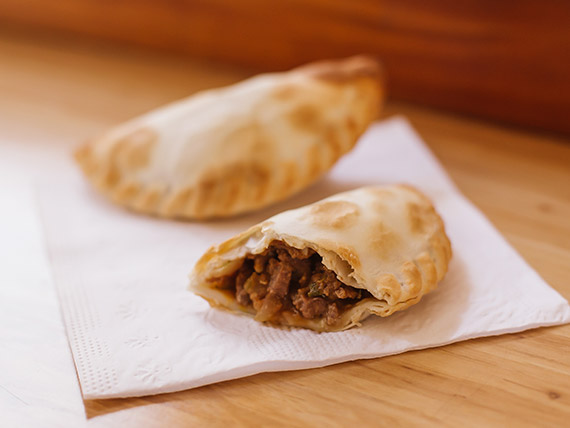 CS - Empanada de carne suave (nueva receta)