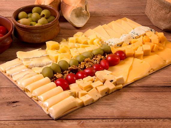 Picada formaggio