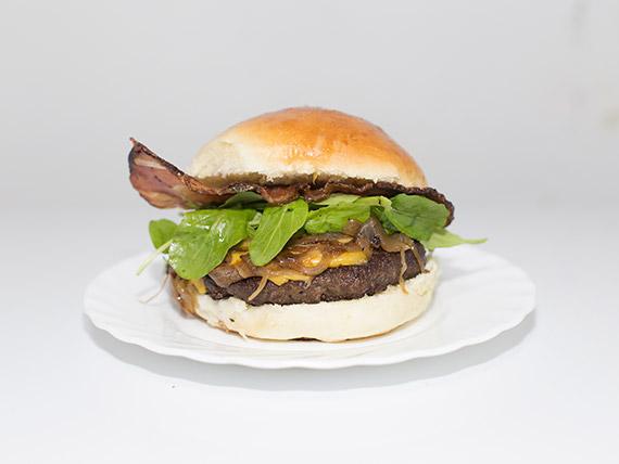Ruccu burger