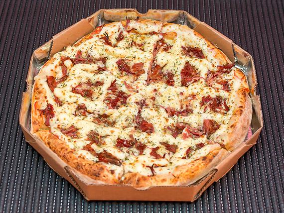 Pizza grande carne seca