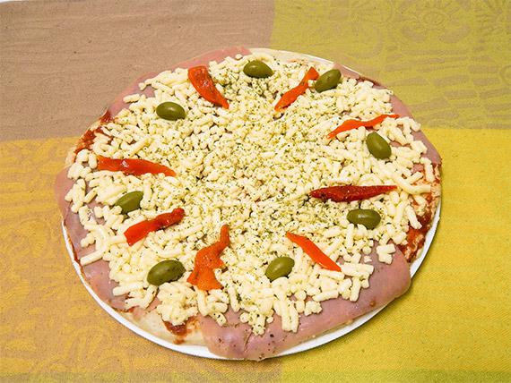 Pizza especial (para hornear)