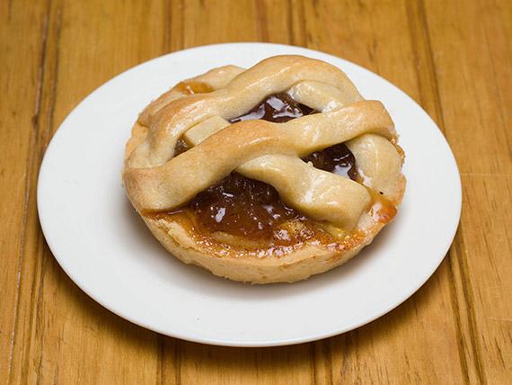 Kuchen de manzana (porción)
