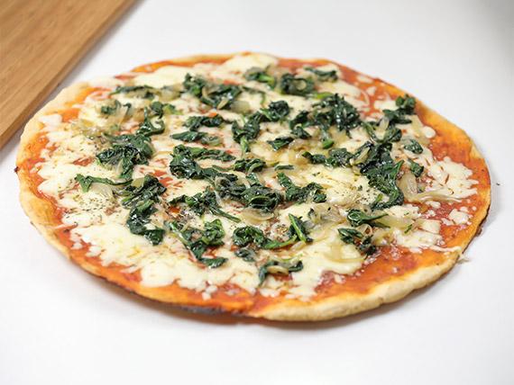 Pizzeta Popeye