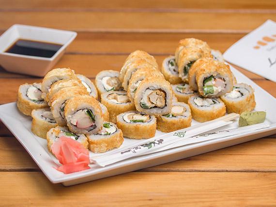 Promo 30 piezas tempura