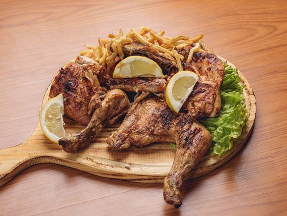 Promo - Pollo con papas