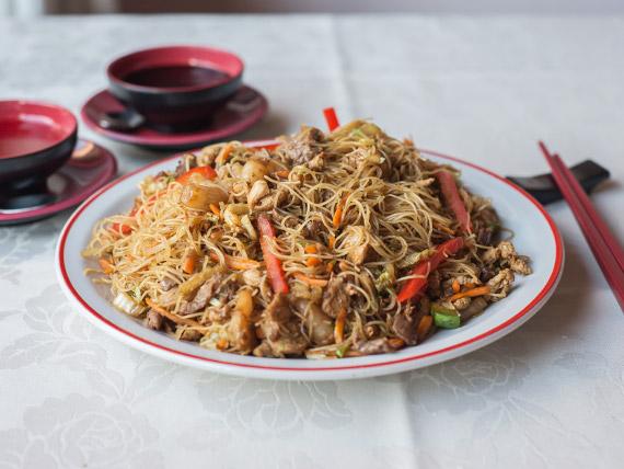 95 - Fideos de arroz mixto