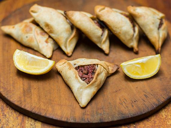 Empanada sfijas (docena)