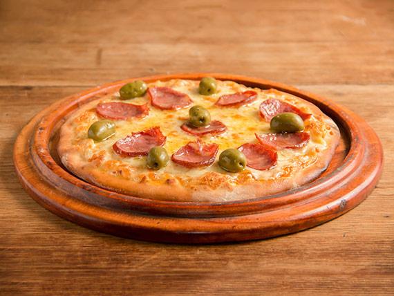 167 - Pizza toscana