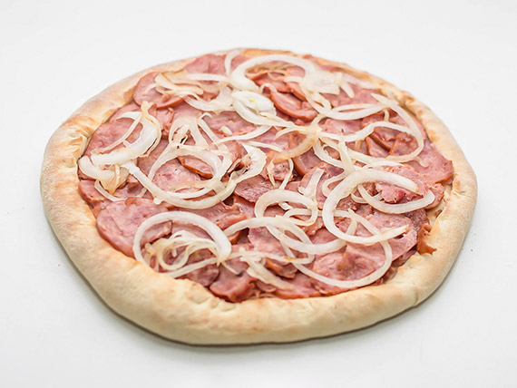 Pizza calabresa grande