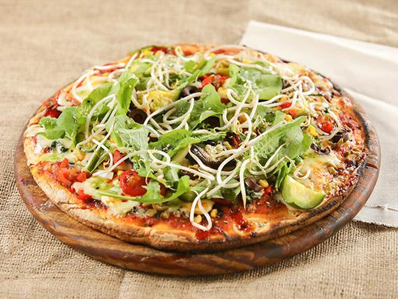 Pizzeta de la huerta