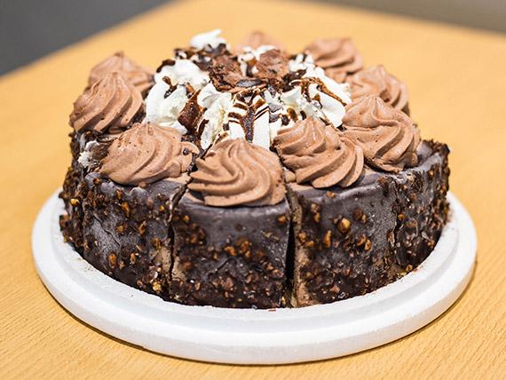 Torta helada rey chocolate