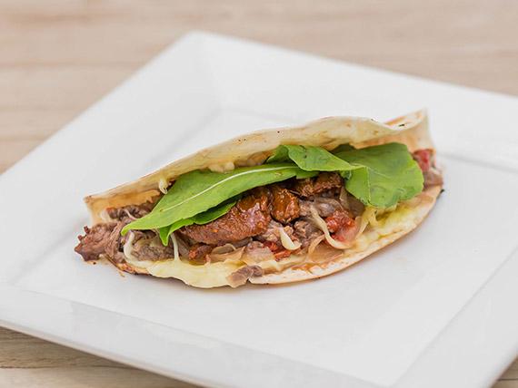 Taco clásico de carne (3 unidades)