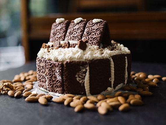 Chocotorta helada (8 porciones)