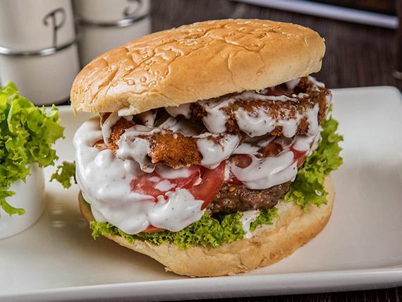 Burger Divina Tentación