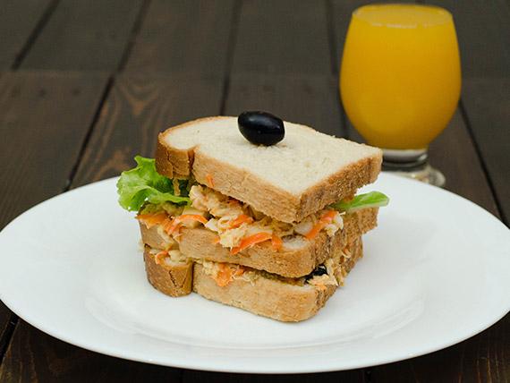 Sanduíche natural 1