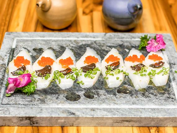 Sashimi trufado (10 unidades)