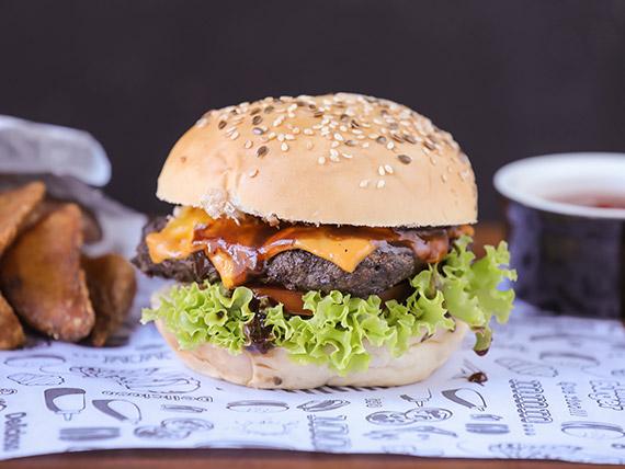 Shake Burger by Shake Shak