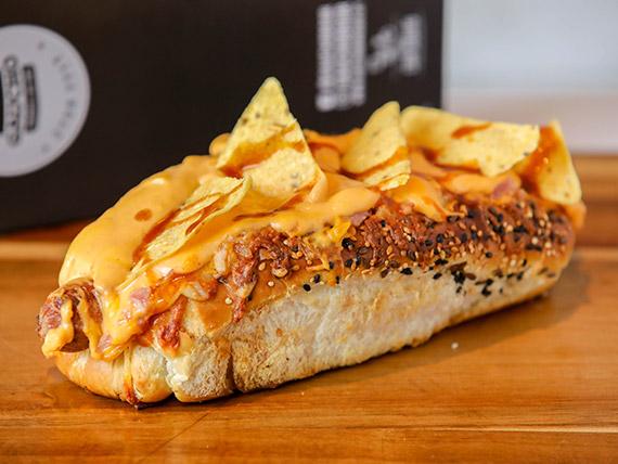 Hot dog de viena mexican (180 gr)