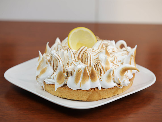 Tarta lemon Pie