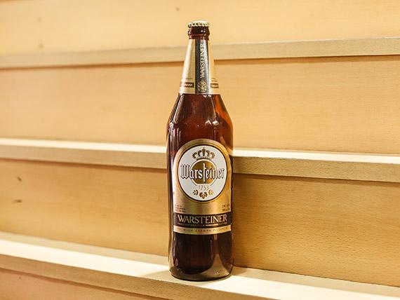 Cerveza Warsteiner 1 L