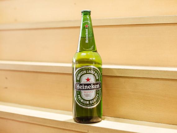 Cerveza Heineken 1 L retornable