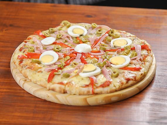 Pizzeta completa