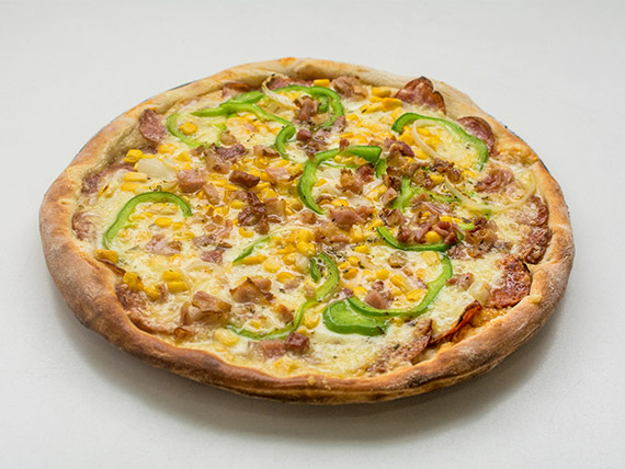 Pizza gigante mista