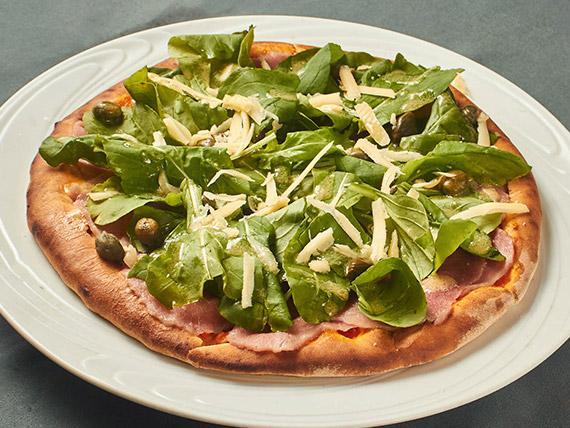 Pizza especial broto - rucarpaccio