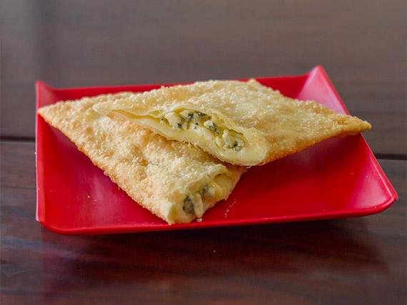 20 - Pastel 4 queijos