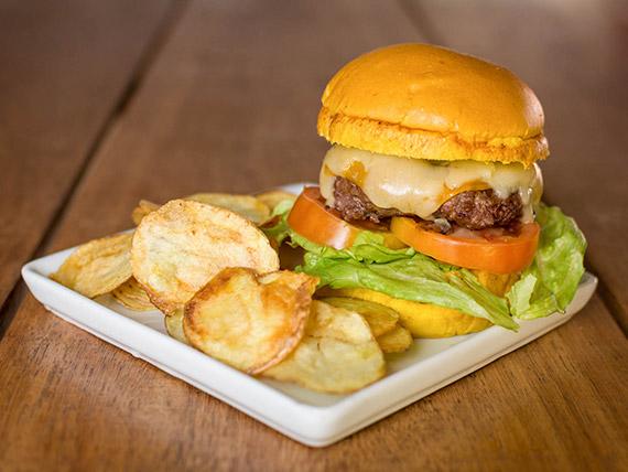 2 - Burger Mick Jagger