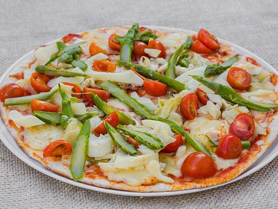 Pizza primavera individual (32 cm)