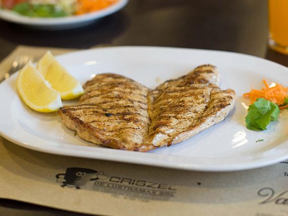 Pollo deshuesado (300 g)